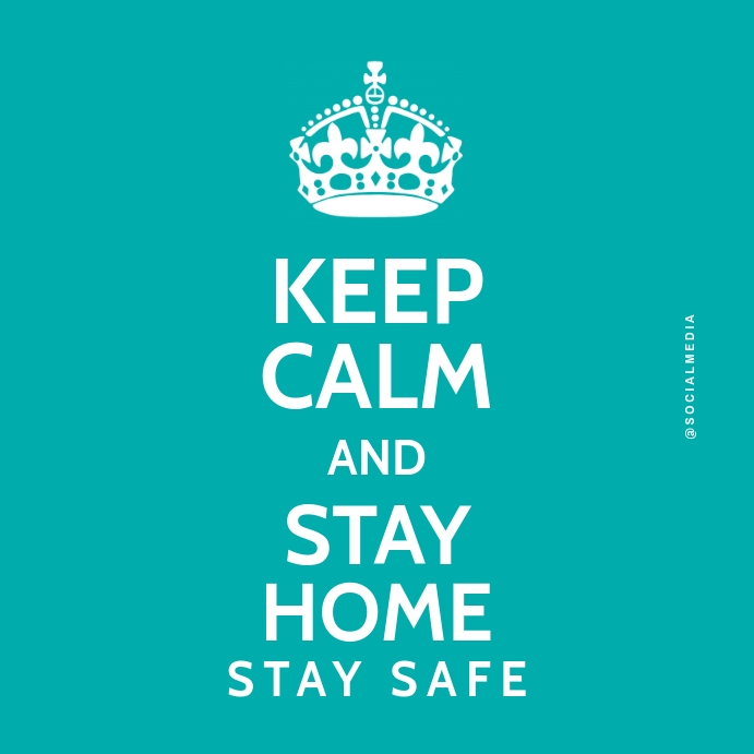 NEW Customizable Humor Poster CUSTOM Keep Calm Crown