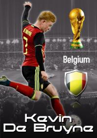 Kevin De Bruyne Poster