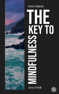 Key to Mindfulness Self Help Kindle Book Cover