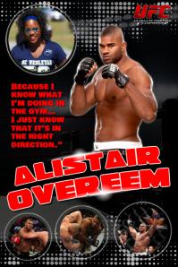 kick box poster