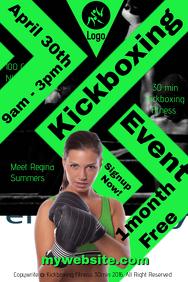 Kickboxing Template