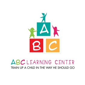 Kid's Learning Center Daycare logo template