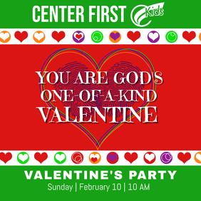 Kid's Valentine's Day Party