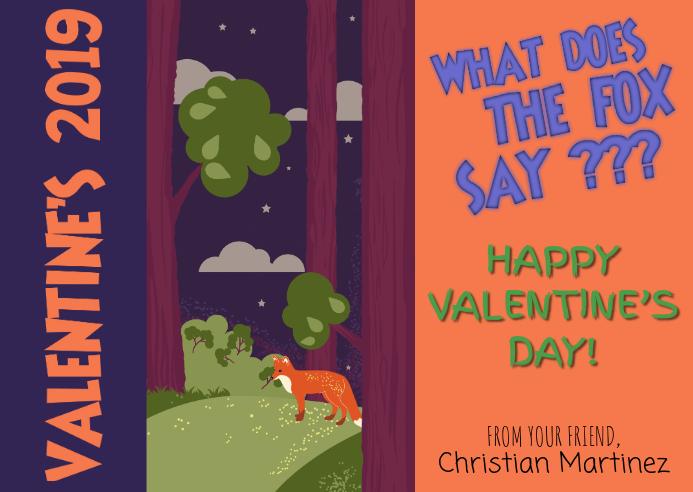 Kid's Valentine