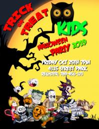 Kid Halloween Party 2019