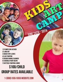 Kids Art Camp