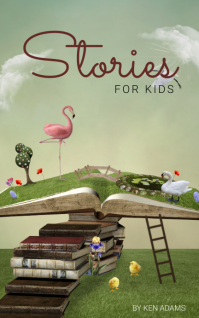 Kids Book Cover Template