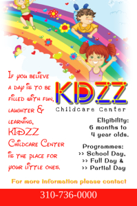 Kids Child Care Center