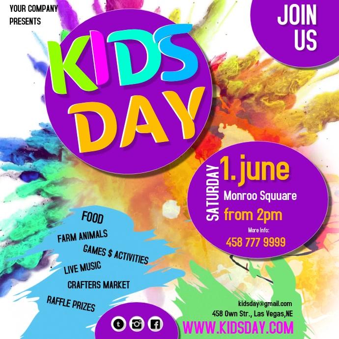 kids day video1