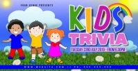 kids Facebook Group Cover Photo template
