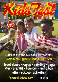 Kids Fest Poster