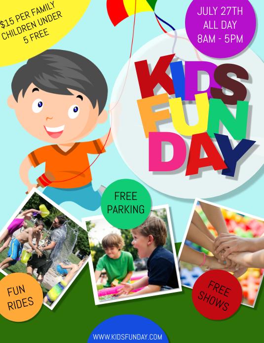 Kids Fun Day