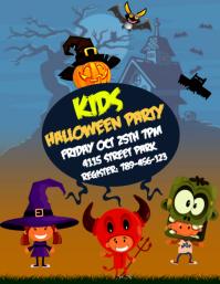 Kids Halloween Party 2019