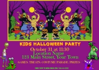 Kids Halloween Party