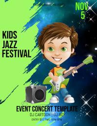 Kids Jazz Festival