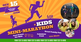 KIDS MINI-MARATHON BANNER