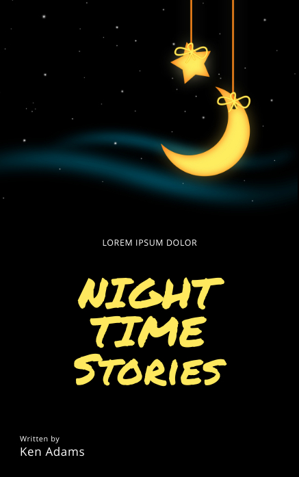 Kids Night Stories Book Cover