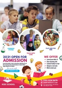 Kids School Admission Open