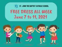 Kids Summer Camp Poster