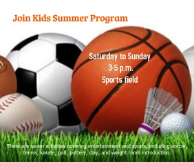 Kids Summer Program