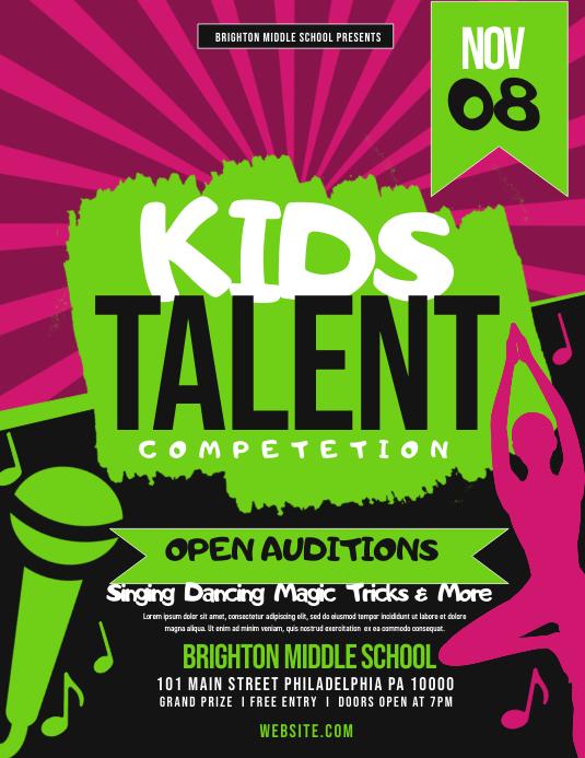 kids talent