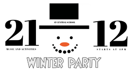 Kids winter Party Fais facebook photo template
