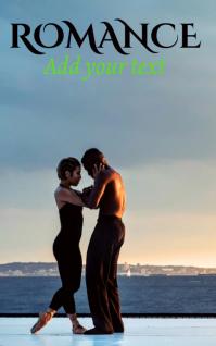 kindal cover romance Strona tytułowa do czytnika Kindle template