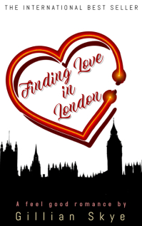 Kindle Book Cover London Template