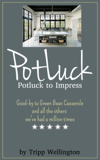 Kindle Book Cover-The New Potluck template