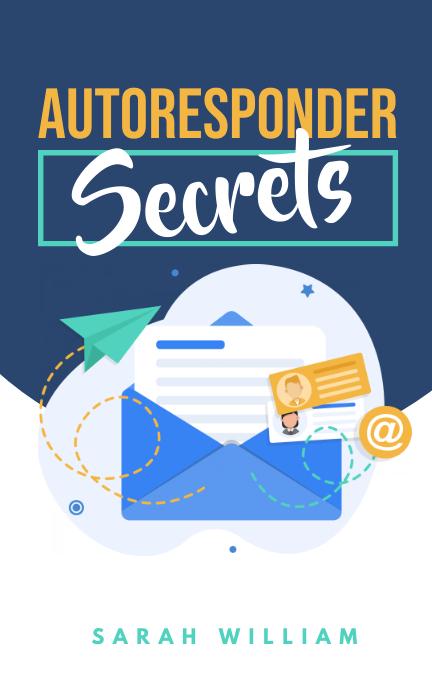 Kindle Ebook Autoresponder secrets template Kindle/Book Covers
