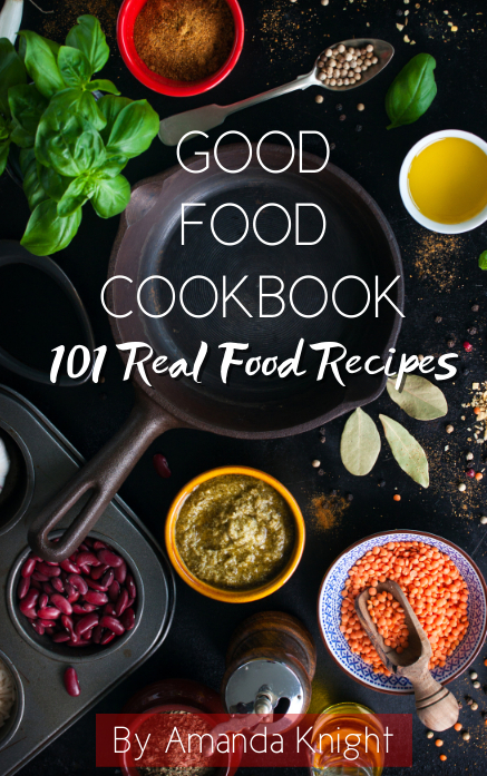 kindle recipe book cover template