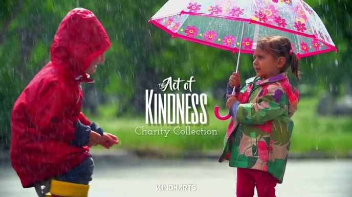 Kindness Digital Display (16:9) template