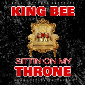 KING CROWN CHAIR ALBUM COVER