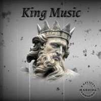 KING Music Trap Mixtape/Album Cover Art