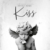 Kiss Mixtape/Album Cover Video Template
