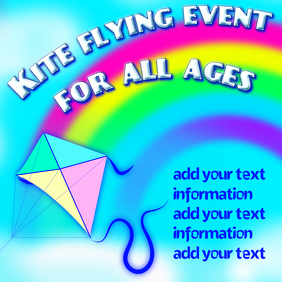 kite flying event for all ages