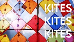 Kites kites kites poster
