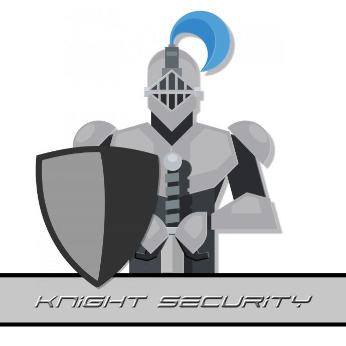Knight Logo template