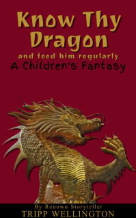 Know They Dragon Kindle Book Cover template