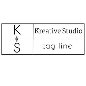 Kreative studio / creative black and white mi