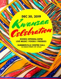Kwanzaa Celebration Flyer