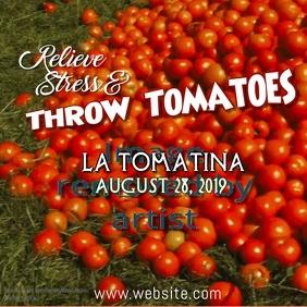 La Tomatina Festival Video