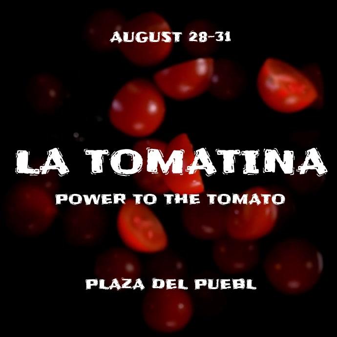 La Tomatina Poster
