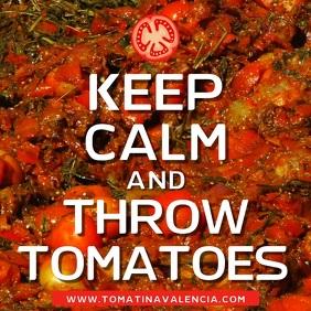 La Tomatina Video Template