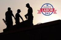 Labor day Tatak template
