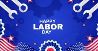 labor day Facebook Ad template