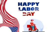 Labor day 标签 template