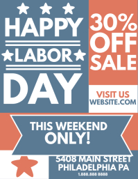 Labor Day · LABOR DAY FLYER