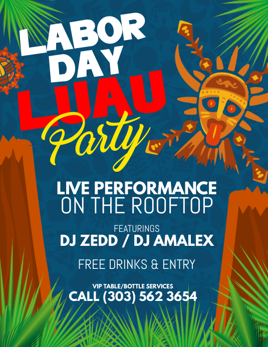 copy of labor day luau flyer
