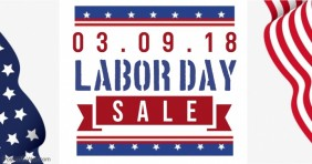 labor day sale facebook promotion